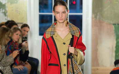 Burberry sales and profits up as rebirth begins, but regional picture is mixed
