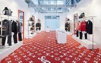 Louis Vuitton x Supreme cierra sus pop-up stores