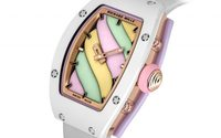 Richard Mille presents mouth-watering candy creations
