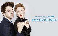 Louis Vuitton reforça parceria com UNICEF