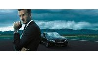 Дэвид Бекхэм стал лицом Breitling for Bentley