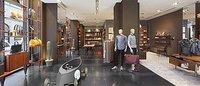Louis Vuitton: A Firenze il primo temporary store italiano per l'universo maschile