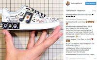 Сникеры Dolce & Gabbana вызвали споры в соцсетях