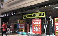 La vente au détail au Royaume-Uni a perdu 85 000 emplois en un an