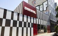 Diesel Pop-up-Store in Berlin