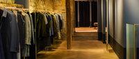 Officine Generale a ouvert sa première boutique
