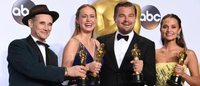 Oscar: sul red carpet vince la moda italiana