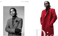 A$AP Rocky, Larry Clark, Rod Paradot and Dylan Roques star in Dior Homme winter 2016 campaign