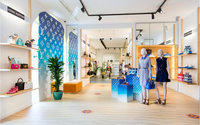 В Babochka Grand Hotel Europe открылся поп-ап Louis Vuitton