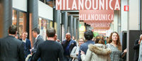 Milano Unica fecha com participação em alta