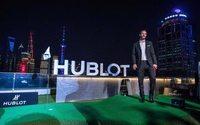 """Golfer Dustin Johnson und Hublot präsentieren die neue """"Big Bang Unico Golf"""""""