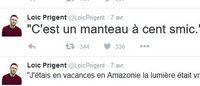 Loïc Prigent : ses tweets lus par Catherine Deneuve