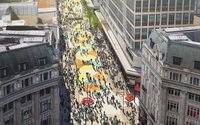Europe's busiest commercial streets revealed