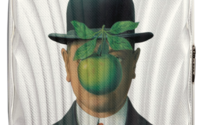 Samsonite pays tribute to René Magritte