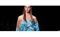 Mercedes-Benz Fashion Week Russia: показ Alena Akhmadullina