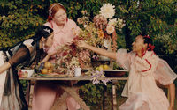 H&M unveils Simone Rocha campaign, focuses on uplifting themes