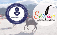 Serfan ist Sponsor des Snow Polo Worlds Cups 2018 in Kitzbühel