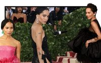 Net-A-Porter digital mag names Zoë Kravitz top of first best-dressed list
