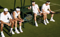 Palace links with Adidas for Wimbledon collection