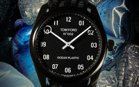 Tom Ford launches watch made from 100% ocean plastic, partners with 52HZ for The Tom Ford Plastic Innovation Prize