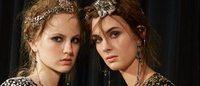 Bonbonbunte Mode und Protest: London Fashion Week hat begonnen
