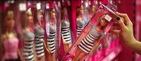 Queda das vendas ameaça boneca Barbie
