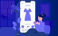 Sézane et Vinted grimpent au classement des e-shops les plus plébiscités