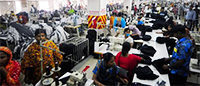 Bangladesh exports up 7 pct on garment sales