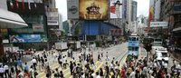 HK retail sales fall for fifth month as tourism slows, stocks slump
