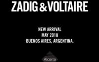 Zadig & Voltaire İlk Latin Amerika Girişimi İçin Arjantin'i Seçti