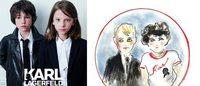 Karl Lagerfeld推出首个童装系列 将于12月在时尚童装电商Melijoe发售