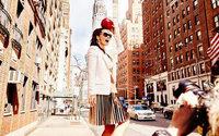 Адриана Лима снялась в рекламной кампании Vogue Eyewear