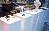 Fashion takes over technology at Colette