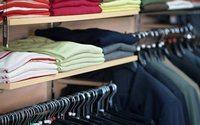 La cifra de negocios de la confección crece un 4,3% en marzo