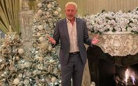 Tennis legend Boris Becker to launch fashion brand
