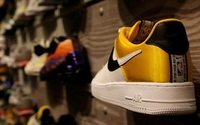 Chinese traders in online sneaker market punish NBA after HK controversy