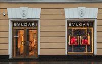 Ювелирный дом Bvlgari открыл бутик в Санкт-Петербурге