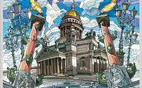 В Петербурге открывается выставка шелковых платков