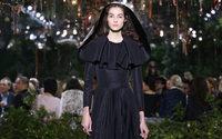 Défilés haute couture : Maria Grazia Chiuri présente un Dior féerique