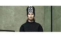 Первые образы коллекции Alexander Wang for H&M