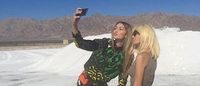 Donatella Versace débarque sur Instagram avec son propre compte