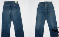 Levi's reclaims oldest pair of women's denim for company archives