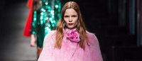 Colores vivos de Gucci y brillos de Cavalli inauguran la pasarela de Milán