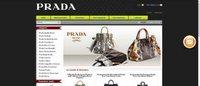 Поддельный сайт Prada с поддельной продукцией был закрыт