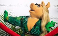 Swarovski partners with Miss Piggy for Fashion Awards red carpet