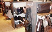 Bugatti startet mit Accessoires-Flächen