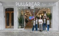 Pull&Bear inaugura en Ferrol su primera tienda de integración de personas con discapacidad