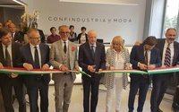 Confindustria Moda inaugura la sua sede di Milano