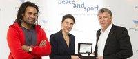 Una creazione unica firmata Perrelet per l'associazione Peace & Sport
