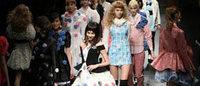 东京时装周将在10月举行 两个中国品牌首次亮相